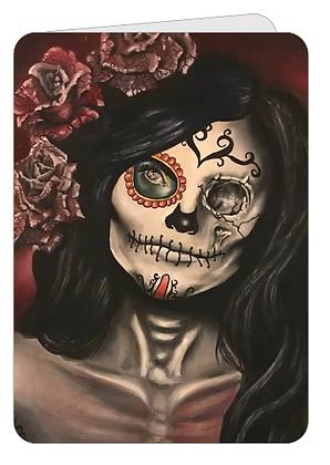 Grußkarte - Tag der Toten