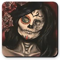 Coaster - Dia de los Muertos