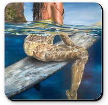 Coaster - Surf Rider #4