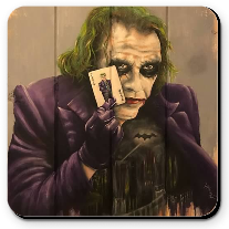 Coaster - Why So Serious