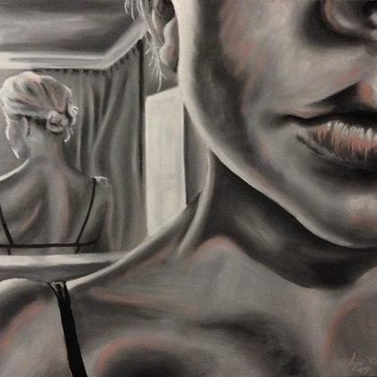 Reflexión- Autorretrato