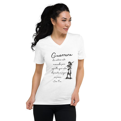 Guerrera V-neck shirt
