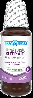 TexaClear® Natural Nighttime Sleep Aid