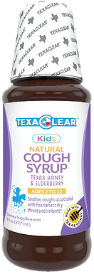 TexaClear® Kids Natural Cough Syrup
