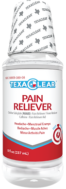 TexaClear® Pain Reliever Liquid