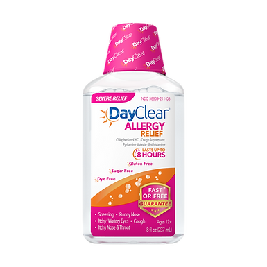 DayClear® Allergy Relief