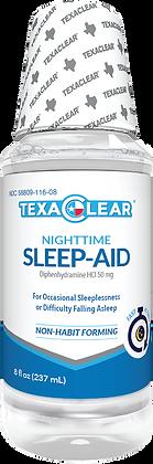 TexaClear® Nighttime Sleep-Aid