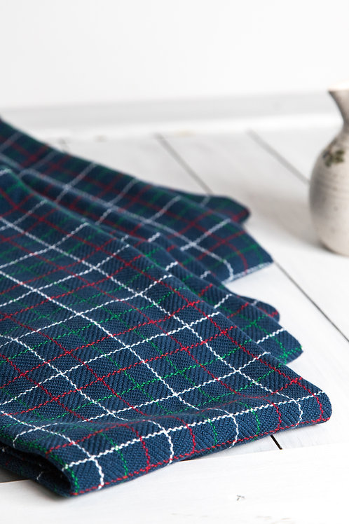 Checkerboard Twill Towels