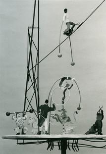 Nähmaschinen-Zirkus 1991