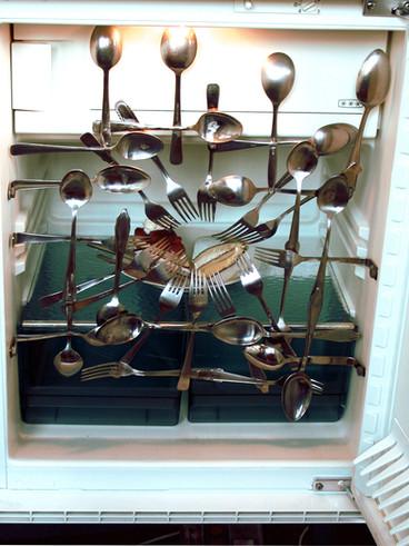 Vulkaro - Kunst im Kühlschrank 2001