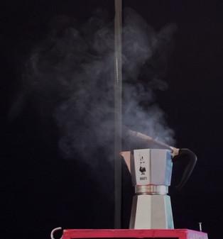 Singende Bialetti-Kaffeekanne 2020
