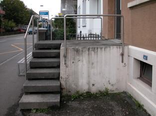 Treppengeländer 2002