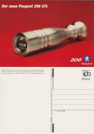Peugeot Mühle 1999