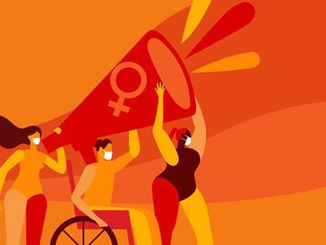 25 listopada - międzynarodowy dzień eliminacji przemocy wobec kobiet.