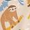 tissu-imperméable-paresseux-dans-son-arbre-4-en-vente-aux-ateliers-dyvonne-a-kerlouan