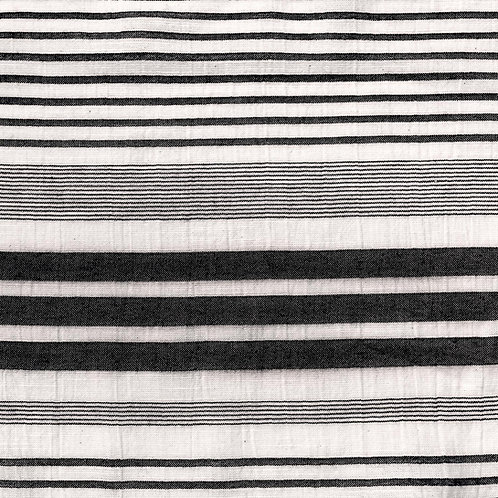 Tissu Panama Stripes