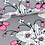 bio-tissus-sweat-fraises-sur-tissu-gris-zoom-en-vente-aux-ateliers-d-yvonne-à-kerlouan