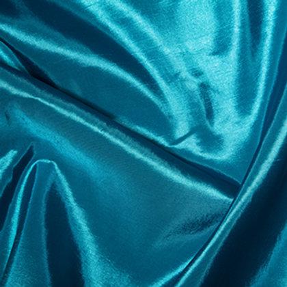 taffetas uni turquoise vente de tissus aux ateliers d'yvonne à Kerlouan en France