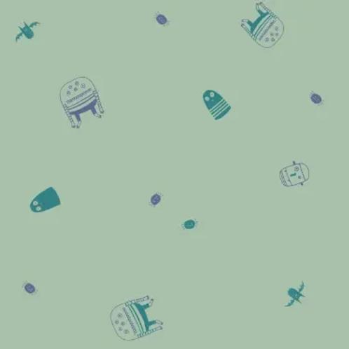 le-jersey-horreur-sur-tissu-vert-en-vente-à-kerlouan-aux-ateliers-dyvonne