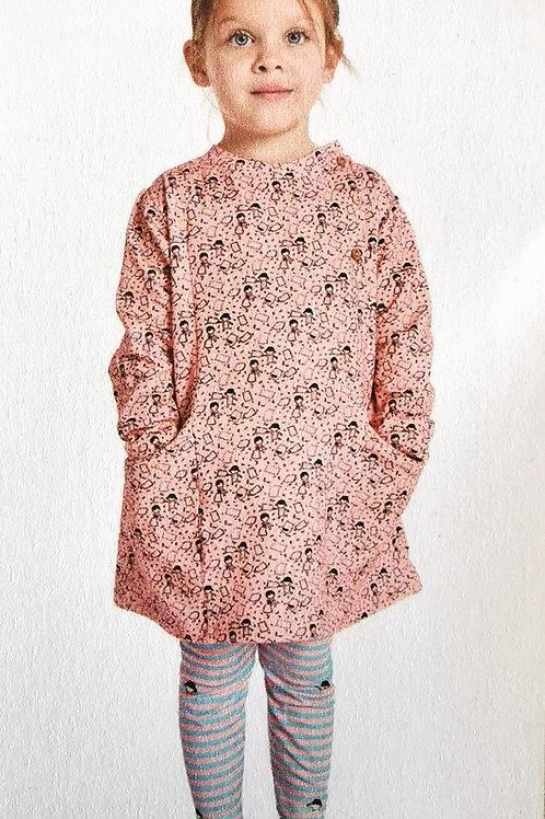 Katia - Patron Enfant - Robe+ legging