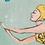 popeline-tissu-vintage-natation-sur-textile-bleu-4-en-vente-aux-ateliers-dyvonne-a-kerlouan