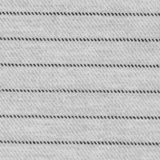 Tissu Viyella Coton Bio Gris Clair à rayures