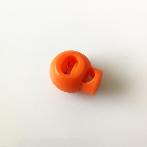 Bloc cordon rond orange