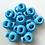Thumbnail: Bloc cordon rond bleu clair