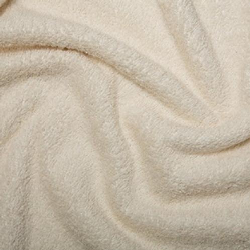 tissu-éponge-couleur-unie-crème-en-vente-aux-ateliers-dyvonne-a-kerlouan