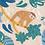 tissu-imperméable-paresseux-dans-son-arbre-2-en-vente-aux-ateliers-dyvonne-a-kerlouan