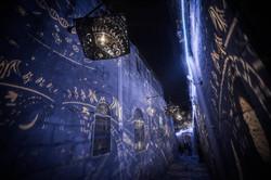 light festifal Jeruslem