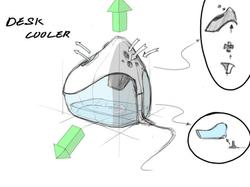 cooler  sketch