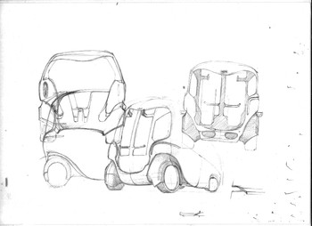 concept shared taxi