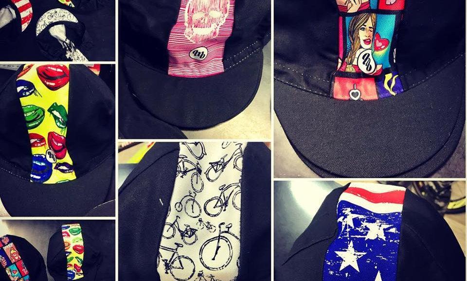 Cappellini estivi MBWEAR anche in versione full black