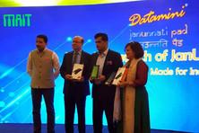 Datamini Janunnati Pad launch