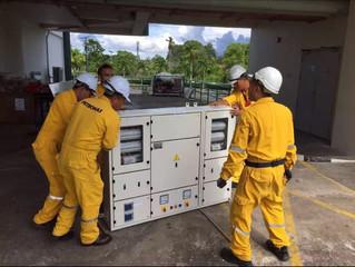 Electrical Maintenance SKO by Petronas Carigali