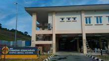 Bintulu Hospital Burn Unit