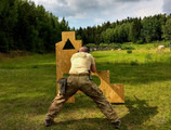 Shooting positions - part V