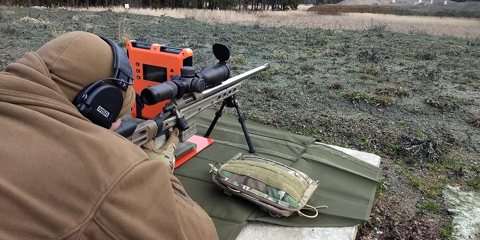 PR trénink - Long Range