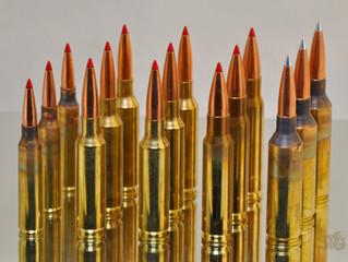 .223 Rem / 6mm CM / 6,5mm CM / .308 Win / 6,5 PRC