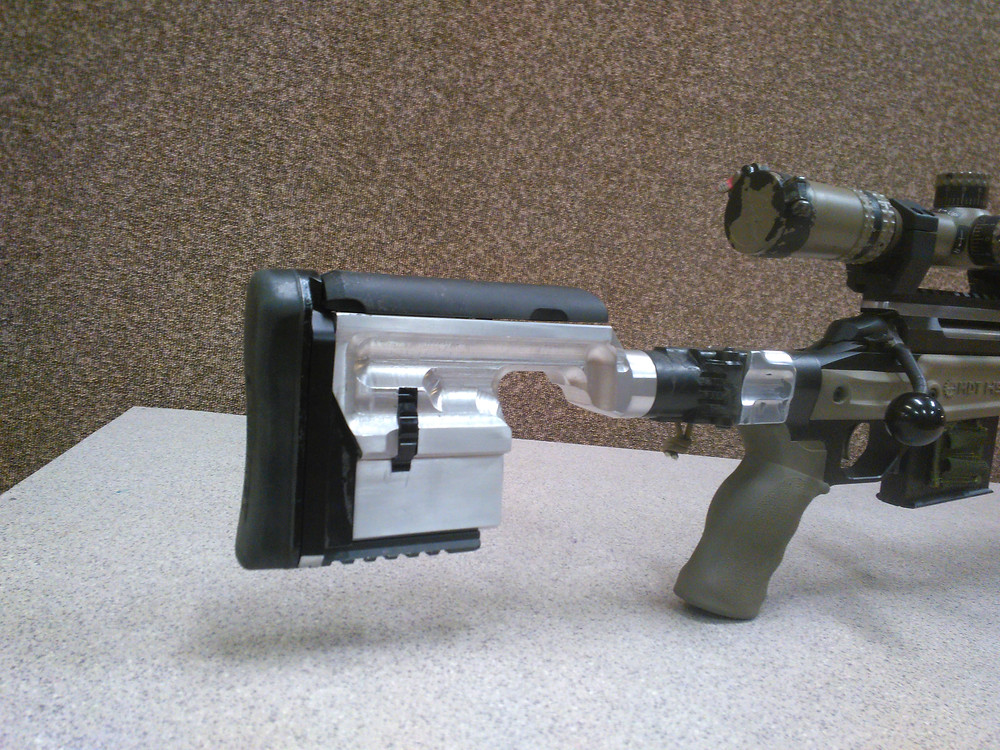 Úprava zbraně
