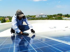 Middle East, Solar PV Rooftop Project