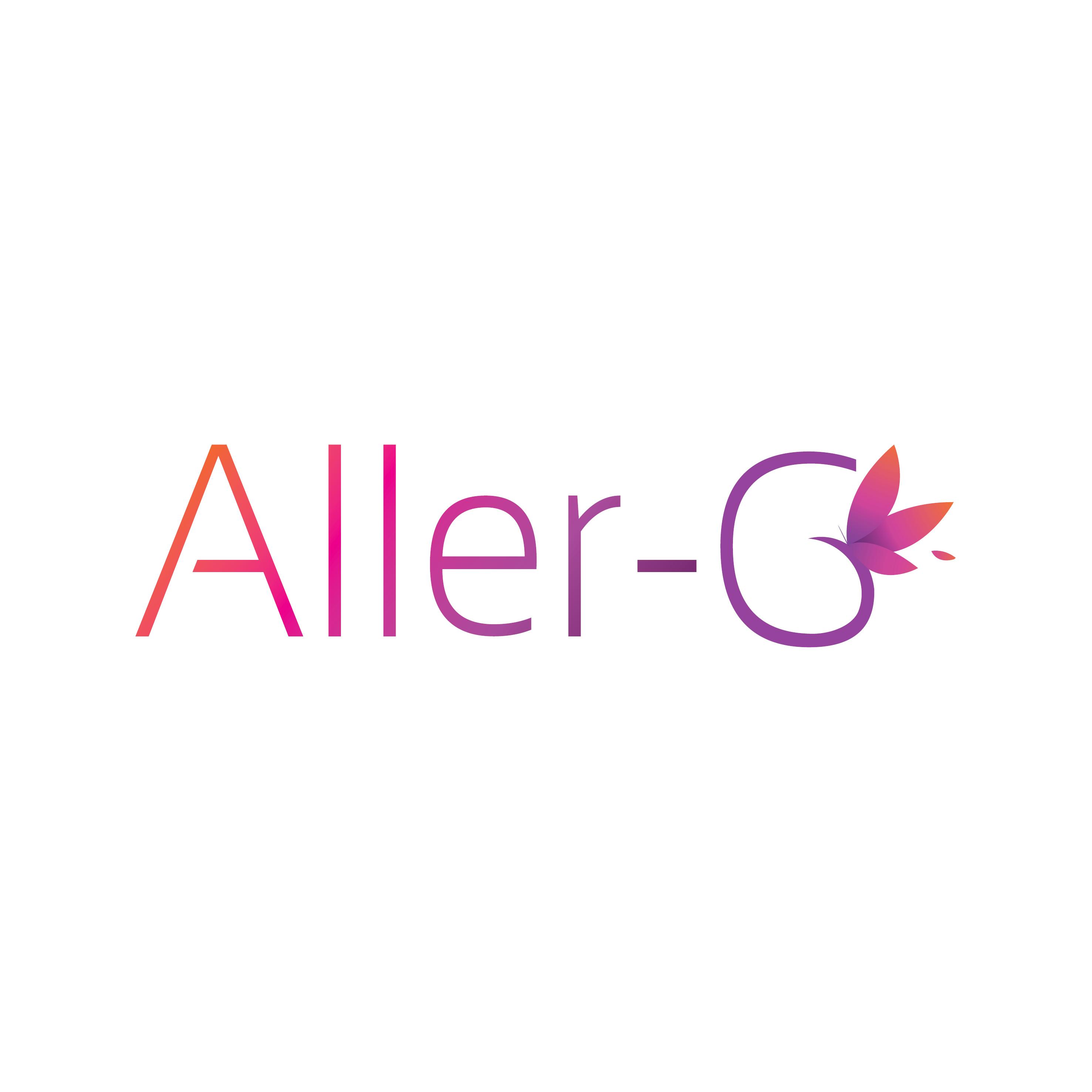 aller-g app עיצוב לוגו