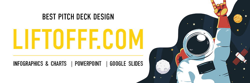 pitch deck design for startups - liftofff design agency