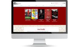 Deborah Harris Agency Re-design of an exciting website for a literally a...