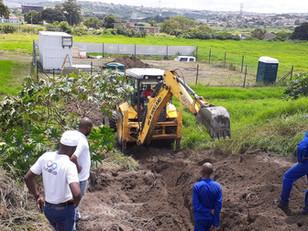 KwaMashu Wastewater Works (South Africa)