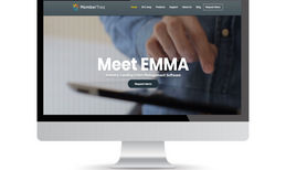 Membertraq - Startup business portfolio Startup business portfolio web design based on Wix...