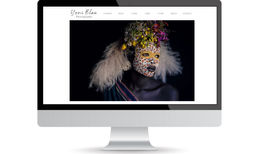 https://www.yoniblau.com/ Professional photographer web portfolio.  An amazi...
