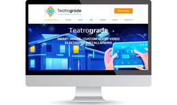 Teatrograde Design a WIX site from scratch to professional. Re...