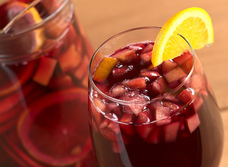 Cocktails: Red Sangria